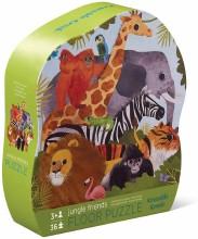 36pc Puzzle Jungle Friends
