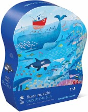 36pc Puzzle Under the Sea