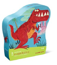 36pc Puzzle Land of Dinosaurs