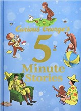 Curious George's 5 Minute Stories
