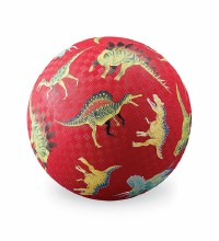 "7"" Play Ball Dino Red"
