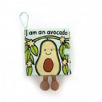 Fabric Book Avocado