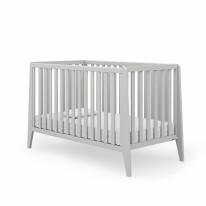 Boston Crib - Gray