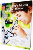 100X-750X Zoom Microscope Set