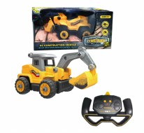 Construck a Truck- Excavator