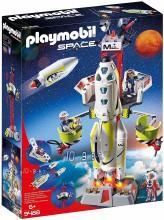 Mission Rocket w/ Launch Site