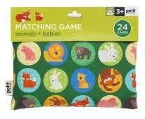 Matching Game Animals + Babies
