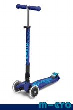 Maxi Deluxe Foldable LED- Blue