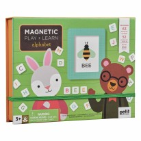 Magnetic Play + Learn ABC