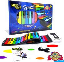 Rock & Roll It Piano Rainbow