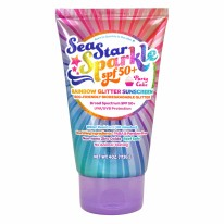 Glitter Sunscreen Party Cake SPF 50+