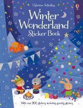 Sticker Book Winter Wonderland