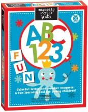 ABC 123 Magnetic Kit NS