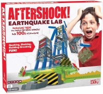 After Shock Earthquake Lab