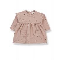 Aitana Dress Rose 6-9m