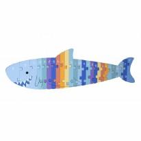 Shark Alphabet Puzzle 12m+