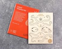 Animal Ornament Kit-Octopus
