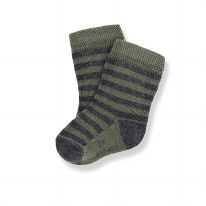 Aniol Socks Olive 3-6m