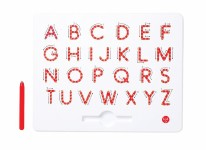 Magnatable Uppercase A to Z