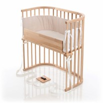 babybay Bedside Sleeper Nat