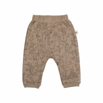 Baggy Pants Canopy Taupe 0-3m