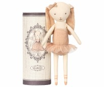 Ballerina Bunny in Tube 2019