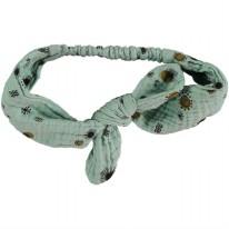 Bambula Headband Sea Green