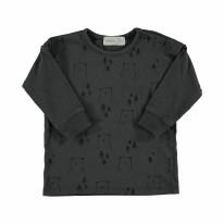 Bears T-Shirt Anthracit 18-24m