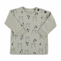 Bears T-Shirt Stone 6-9m