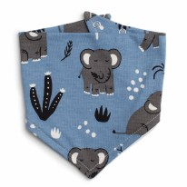 Bib Blue Elephant