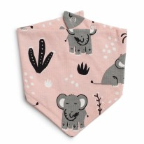 Bib Pink Elephant