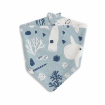 Bib Sea Creatures Blue/Navy