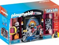 Bike Shop Play Box