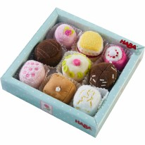 Biofino Petit Fours Set x 9