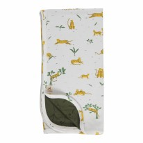Blanket Ocelot White
