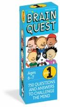 Brain Quest Q&A Grade 1