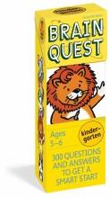 Brain Quest Q&A Kindergarten