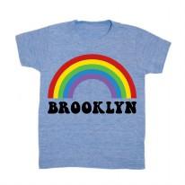 Brooklyn Rainbow Tee 3T