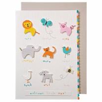 Card MERI Baby Animal Sounds