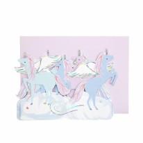 Card MERI Pegasus Concertina