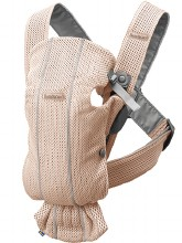 Carrier Mini Mesh Pearly Pink