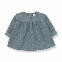 Chardonnet Dress Pine 6-9m