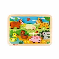 Chunky Puzzle- Farm