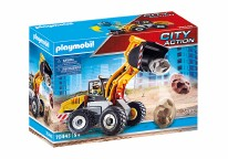 City Action- Wheel Loader