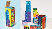 CityBLOCKS Stacking Blocks by Smartink