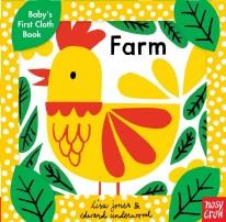 Baby's First Cloth Book Farm