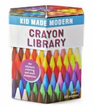 Crayon Library- Set x 60