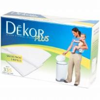 Dekor Plus 2-pk Refill Biodegr