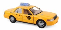 Die Cast Pullback Taxi