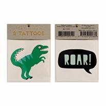Roar! Temporary Tattoos